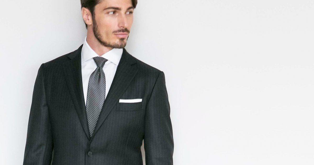 ブラックスーツを冠婚葬祭だけでなくビジネスでも着る』 | オーダー ...