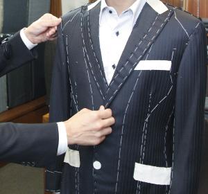 スプレーモの仮縫い技術